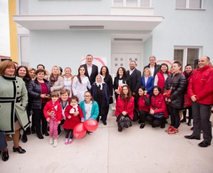 New Primary Healthcare Center in support to community at peri-urban area in Tirana
