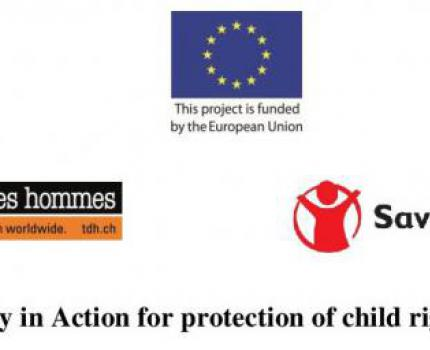 Civil society in action for protection of child rights in Albania