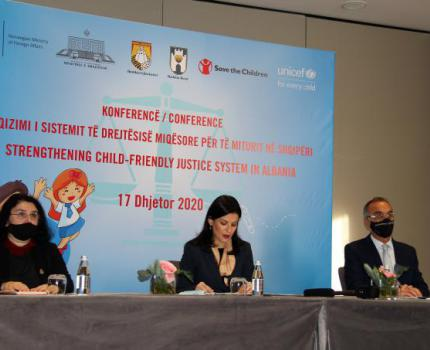 IMPROVING CHILD-FRIENDLY JUSTICE SYSTEM IN ALBANIA